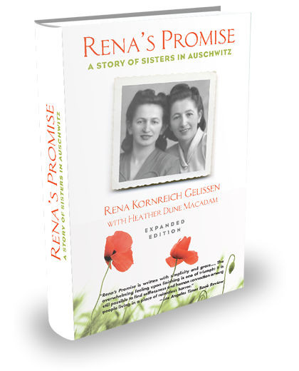 Rena's Promise Book